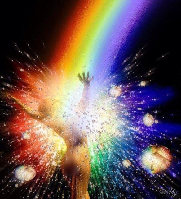 énergie cosmique