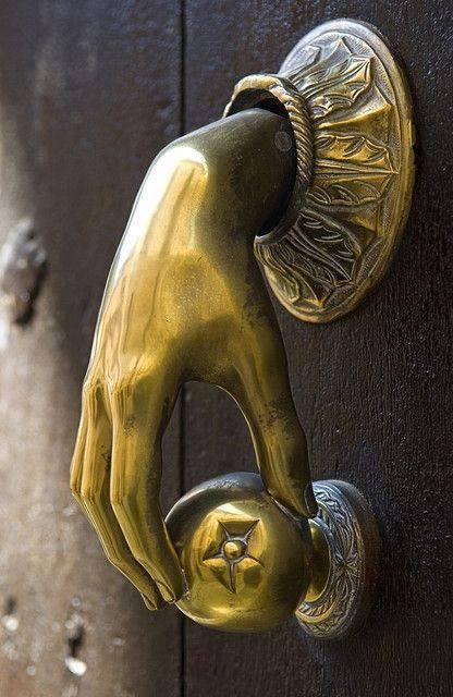 clé porte